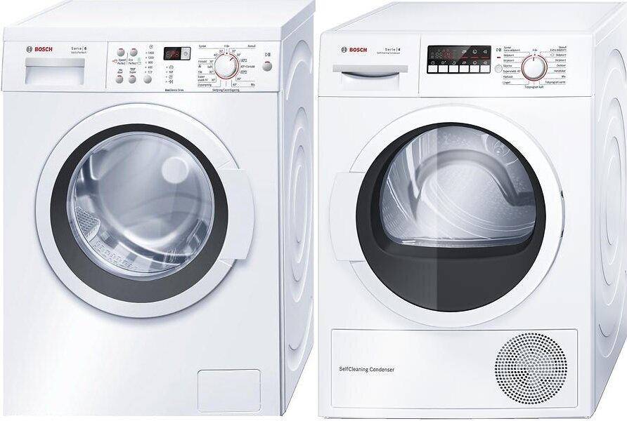Máy sấy quần áo Bosch và những điều cần nắm rõ
