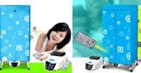Máy sấy quần áo Panasonic UV diệt khuẩn HD882F có tốt không ? Giá bao nhiêu ?