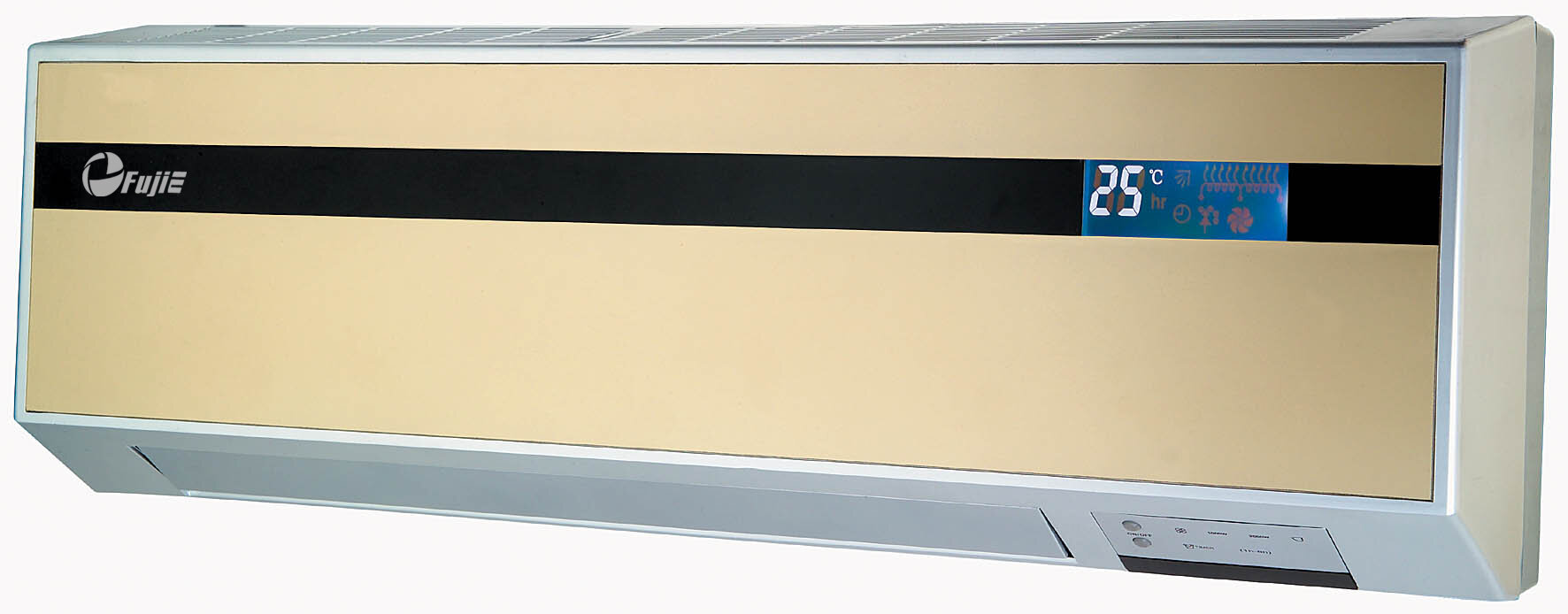 Máy sưởi điều hòa Ceramic treo tường FujiE CH-2500: Sưởi ấm nhanh