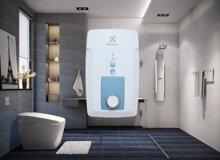 Máy tắm nước nóng trực tiếp loại nào tốt: Ariston, Panasonic, Centon?