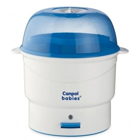 Máy tiệt trùng bình sữa Canpol Babies 12/200 – Sạch sẽ và an toàn