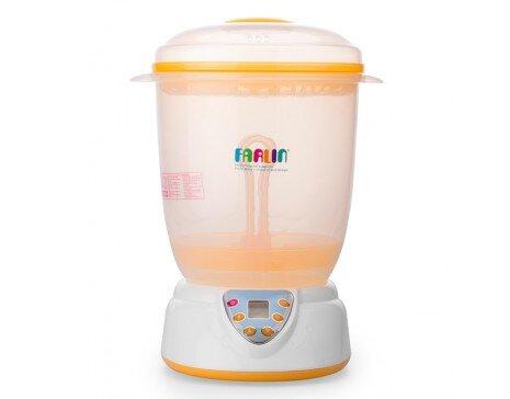 Máy tiệt trùng bình sữa Farlin Top 214 – Máy tiệt trùng đa chức năng