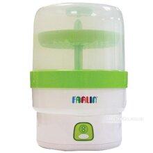 Máy tiệt trùng bình sữa tự động bằng hơi 6 bình Farlin Top 216