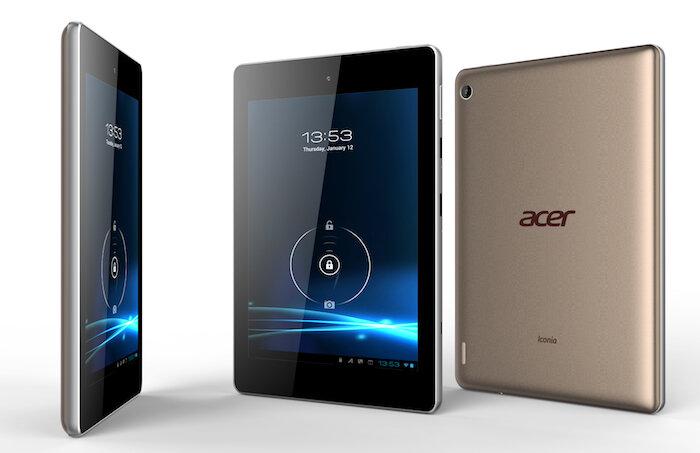 Máy tính bảng Acer Iconia A1-811: Giá rẻ nhưng chất lượng