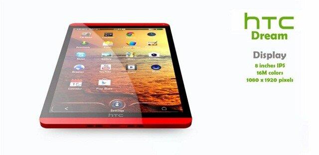 Máy tính bảng inch 'đẹp như mơ' của HTC