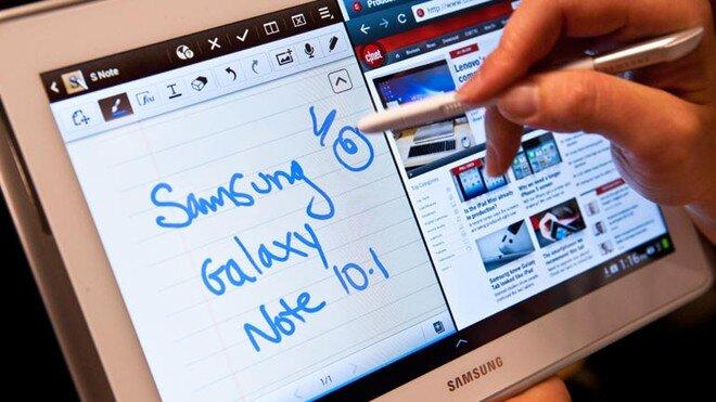 Máy tính bảng Samsung có giá bao nhiêu tiền