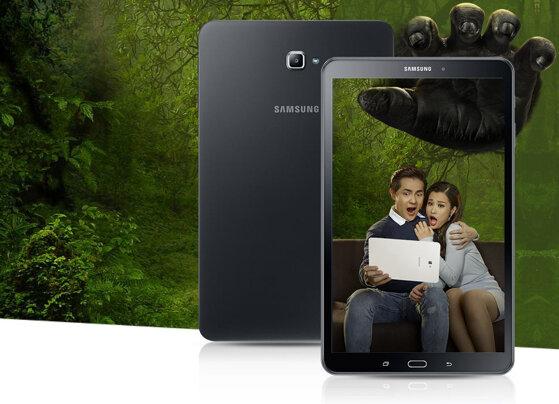 Máy tính bảng Samsung Galaxy Tab A6 10.1 kẻ mạnh trong phân khúc tầm trung
