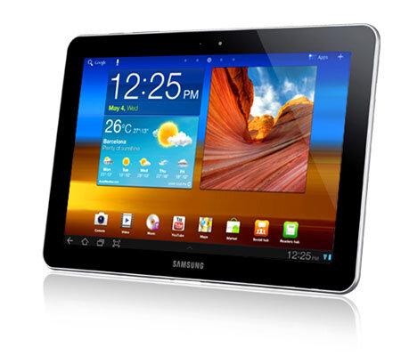 Máy tính bảng Samsung Galaxy Tab 10.1 bạn đã khám phá?