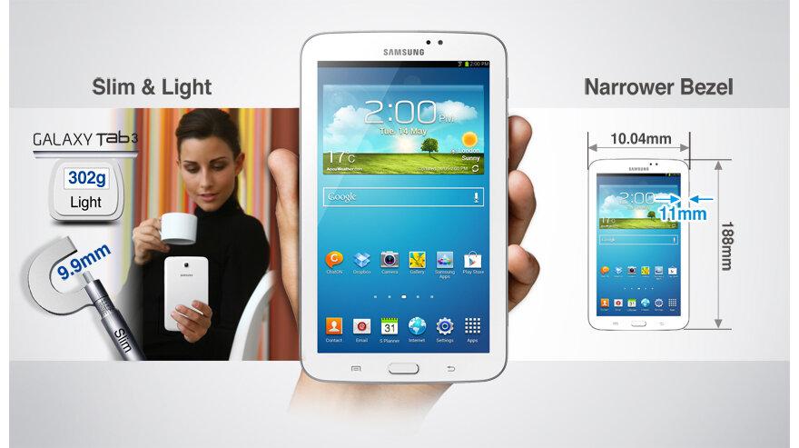 Máy tính bảng Samsung Galaxy Tab 3 7.0 – Máy tính bảng giá rẻ cho sinh viên