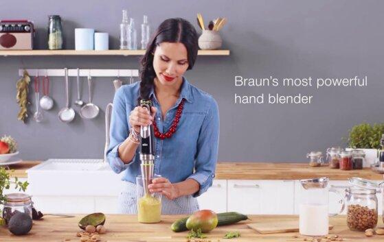 Máy xay cầm tay Braun loại nào tốt nhất?
