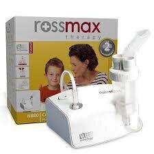 Máy xông mũi họng Rossmax NA100 – giải pháp cho những người có bệnh về phế quản