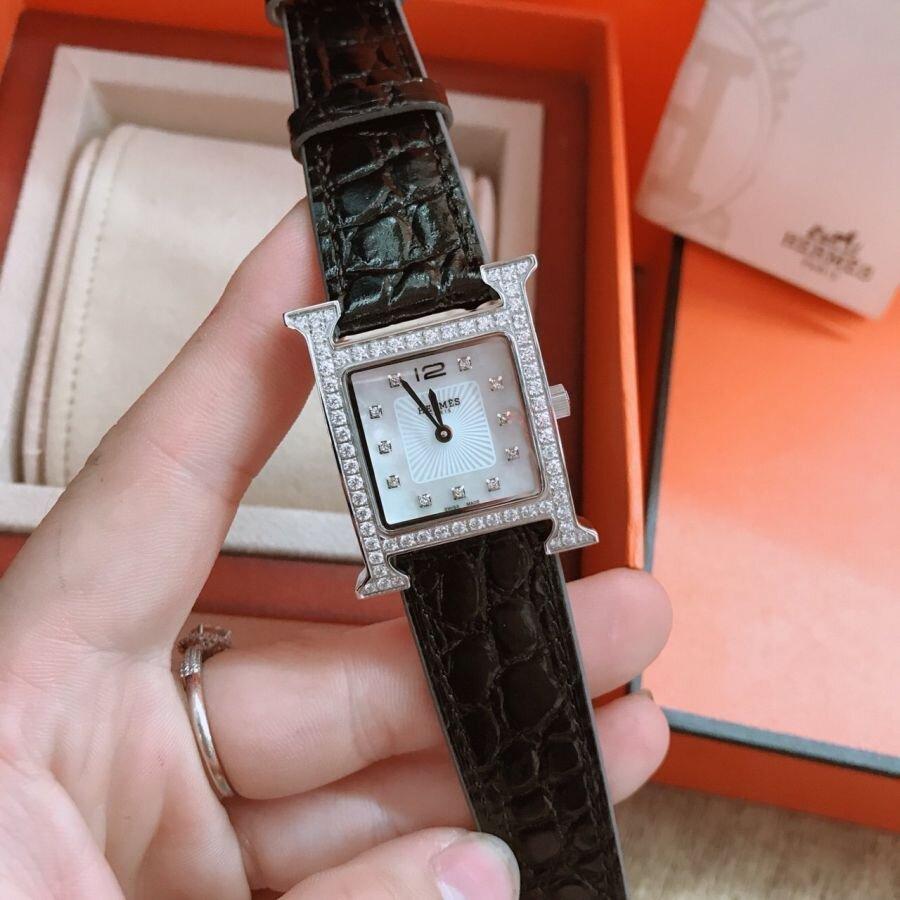 Đồng hồ Hermès đắt giá, thiết kế đẹp được nhiều phái nữ yêu thích