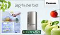 Tủ lạnh Panasonic Econavi là gì? Tìm hiểu công nghệ tiết kiệm điện trên tủ lạnh Panasonic