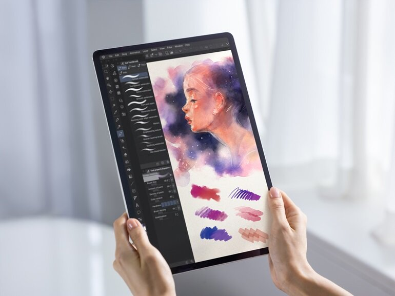 máy tính bảng samsung galaxy tab s7 plus