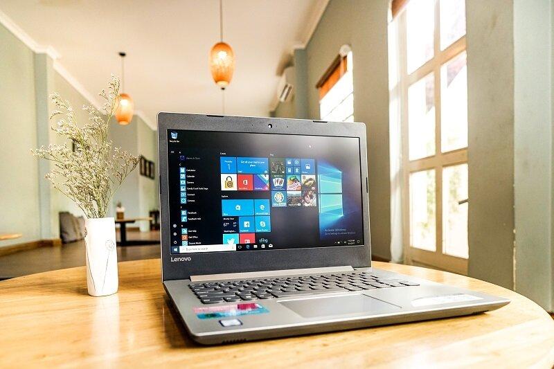 Lenovo Ideapad 320-14ISK sở hữu thông số kỹ thuật ấn tượng