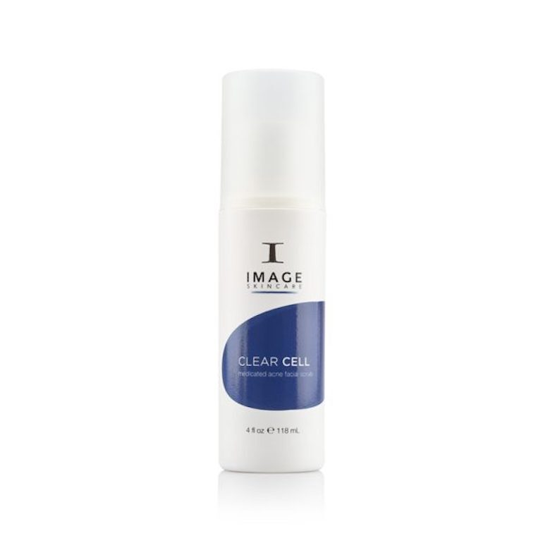 Sữa rửa mặt Image Skincare Clear Cell Medicated Acne Scrub