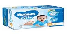 Mẹ sẽ mua bỉm Huggies cho con với giá bao nhiêu ?