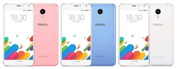 Meizu chính thức ra mắt smartphone vỏ nhôm nguyên khối màn hình 5,5 inch