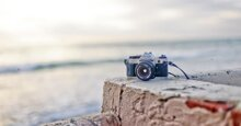 Mẹo bảo quản máy ảnh khi đi biển không bị hỏng