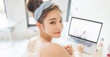 Mẹo bảo vệ da cho những người thường xuyên sử dụng máy tính