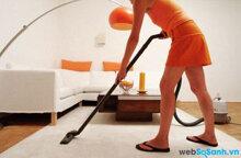 Mẹo dọn dẹp nhà cửa các bà nội trợ nên biết