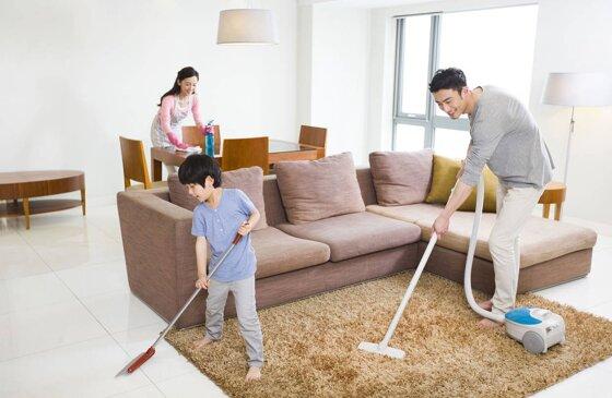 Mẹo dọn nhà sau Tết - Không khó như bạn tưởng !