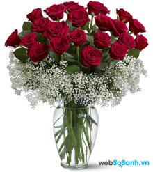 Mẹo giúp bạn có một bình hoa Tết tươi tắn và lâu dài