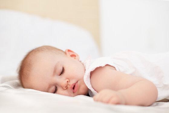 Mẹo hay dỗ bé ngủ ngon