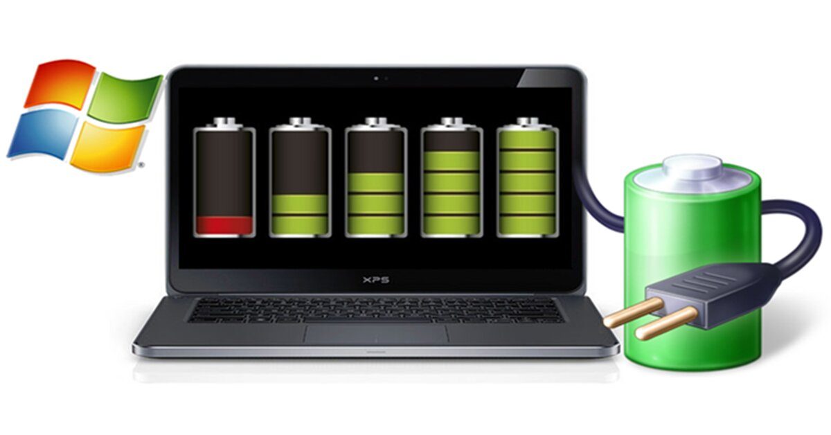 Mẹo kiểm tra độ chai pin laptop cực hay bạn nên bỏ túi