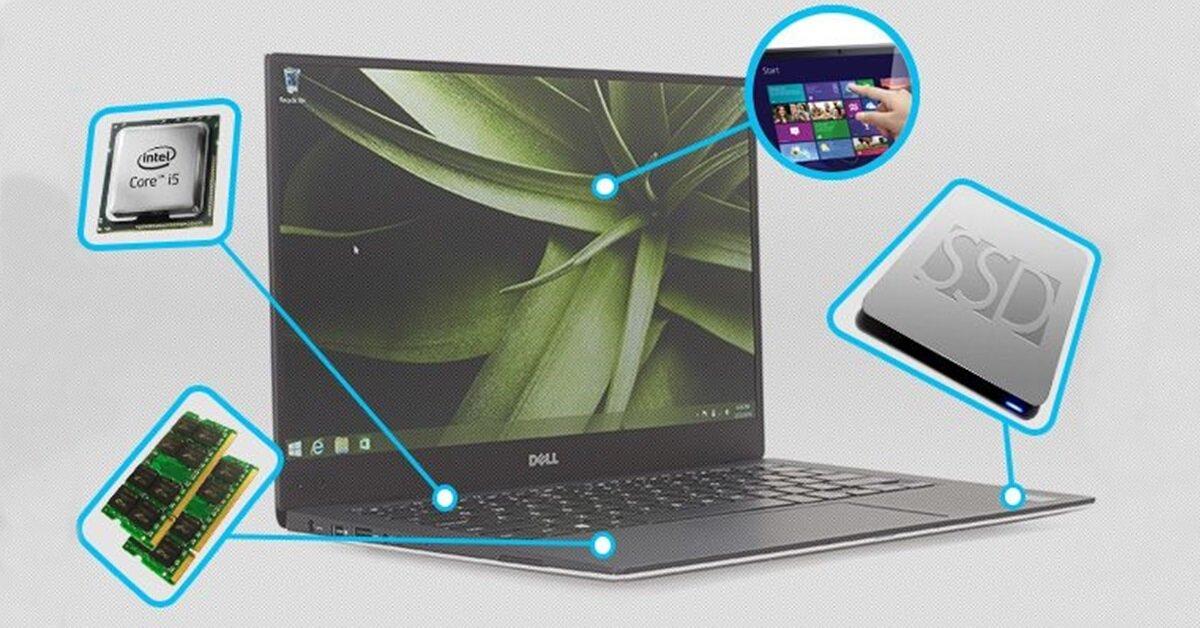 Mẹo kiểm tra thông tin phần cứng laptop 'đơn giản như đan rổ'