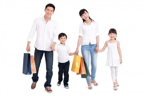 Mẹo mua sắm quần áo cực tiết kiệm cho bé