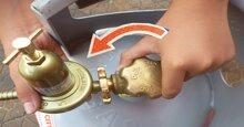 Mẹo nhỏ giúp bạn sử dụng bếp gas tiết kiệm nhất