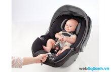 Mẹo nhỏ khi lựa chọn mua ghế ngồi ô tô cho bé