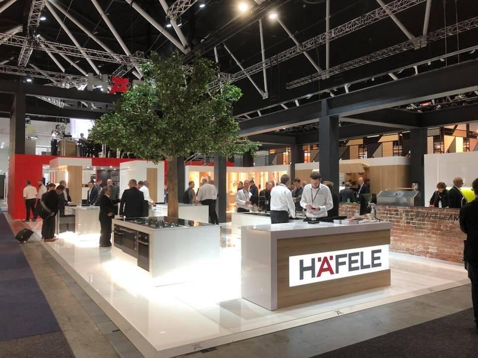 Thương hiệu Hafele của Đức được người tiêu dùng toàn thế giới biết đến