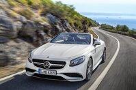 Mercedes ra mắt dòng xe cao cấp nhất thế giới: S-Class Cabriolet