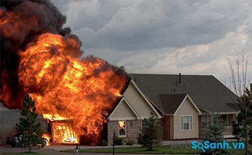 Mỗi đám cháy dù là nhỏ nhất cũng có thể gây hậu quả nghiêm trọng nếu không biết cách xử lý