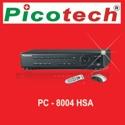 Đầu ghi hình Picotech PC-8004 HSA - 4 kênh - Hình ảnh sắc nét, chất lượng vượt trội
