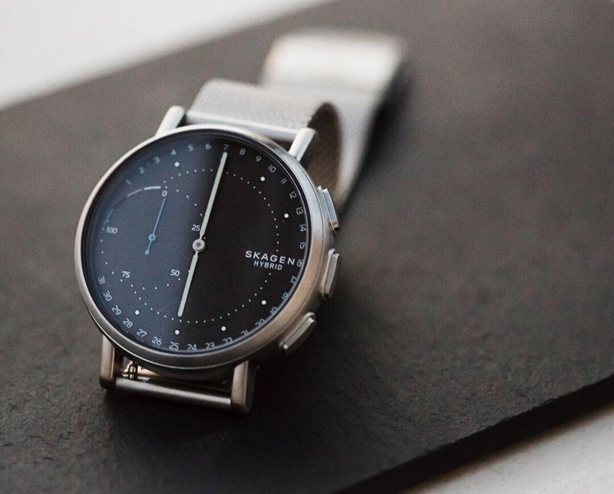 Đồng hồ cho nữ Skagen Signature Connect Hybrid