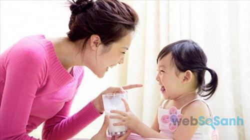 Cách chọn sữa bột cho bé