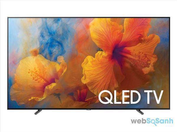 Tivi QLED Samsung Q9F