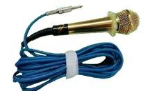 Micro có dây VinaKtv - đem đến những phút giây hát karaoke ấn tượng