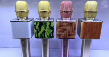 Micro karaoke bluetooth loại nào tốt nhất 2020: Titan Cutepad Paramax