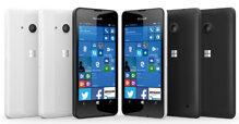 Microsoft ra mắt smartphone Lumia 550 giá rẻ chạy Windows 10