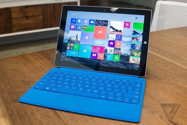 Microsoft ra mắt Surface 3 với giá khởi điểm từ 499 USD
