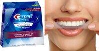 Miếng dán tẩy trắng răng Crest 3D White của nước nào? Giá bao nhiêu?