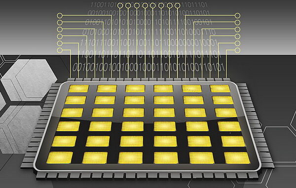 MIT phát triển thành công chip 36 nhân