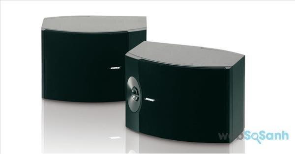 Mix loa Bose với amply nào cho âm thanh đỉnh nhất ?