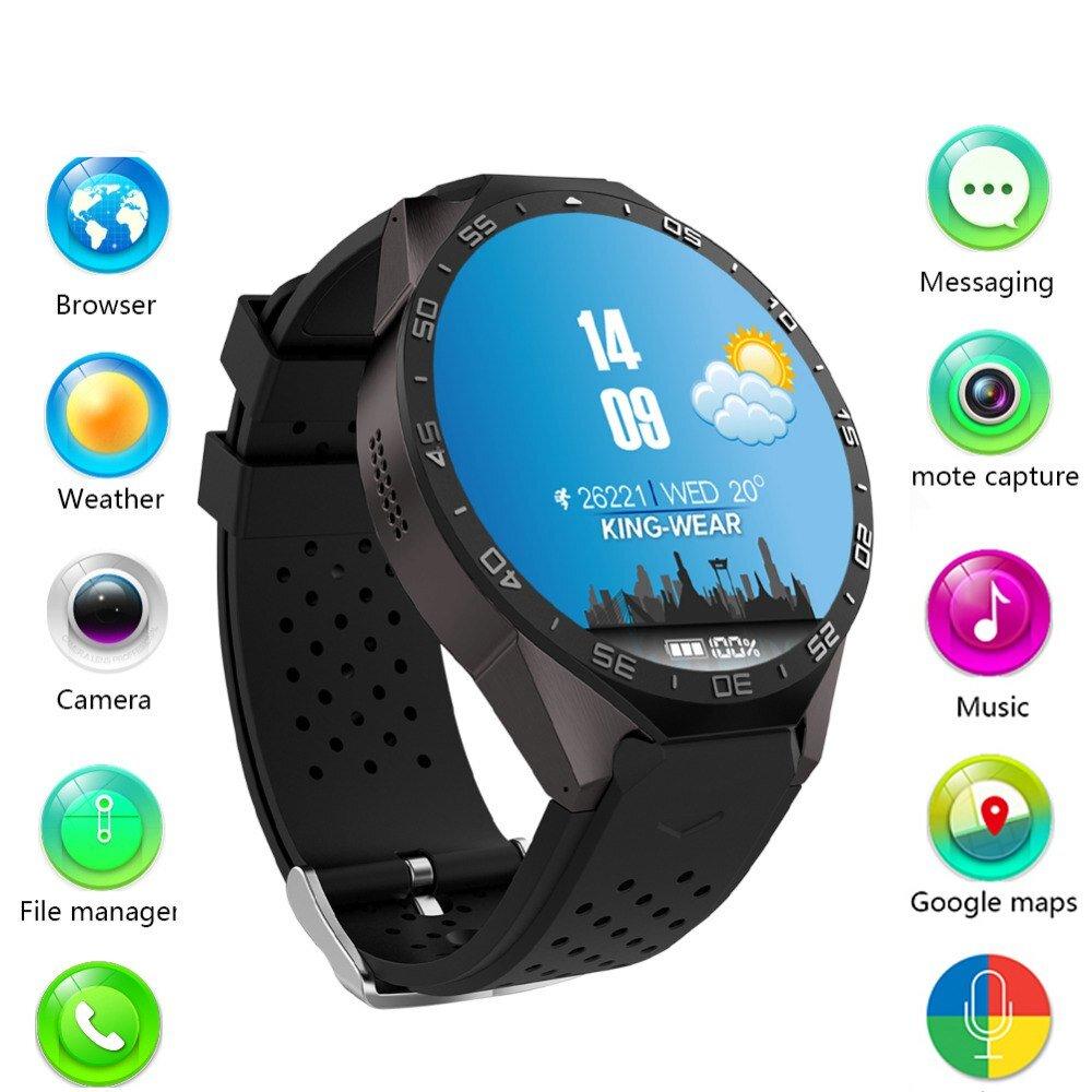 Đồng hồ thông minh được tích hợp nhiều tính năng