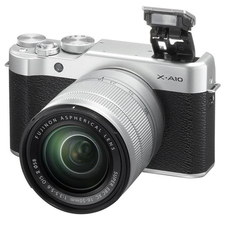 máy ảnh fujifilm x-a10