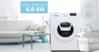 Nên mua máy giặt lồng ngang 8kg Samsung WW80J3283KW/SV giá rẻ hay Samsung WW80K5410WW công suất cao ?